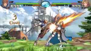 Granblue Fantasy_Versus - Training 01