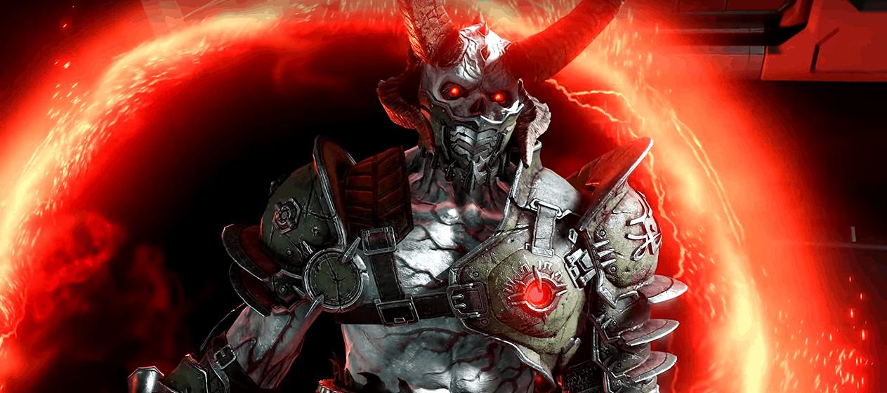 Doom Eternal Trailer 2