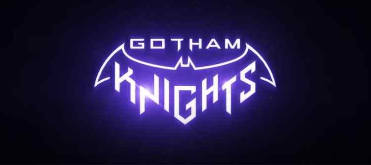 Gotham Knights Key Logo