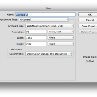 Mesas de Trabajo en Adobe Photoshop CC 2015