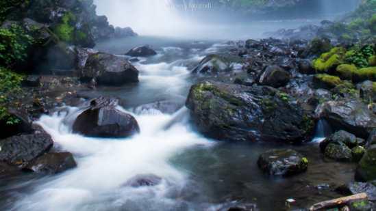 Air Terjun Desa Kali Pineleng, Wisata Air Terjun Sekaligus Trekking