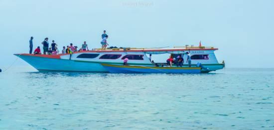 Pasir Timbul Pulau Nain, Sejumput Surga Di Ujung Utara Sulawesi
