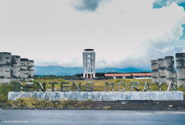 Featured Benteng Moraya