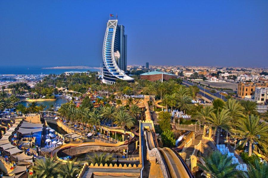 Районы Аль-Суфух и Умм-Сукейм в Дубаи