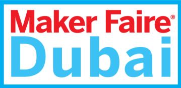Maker Faire Dubai logo