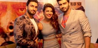 Gunday Movie Dubai