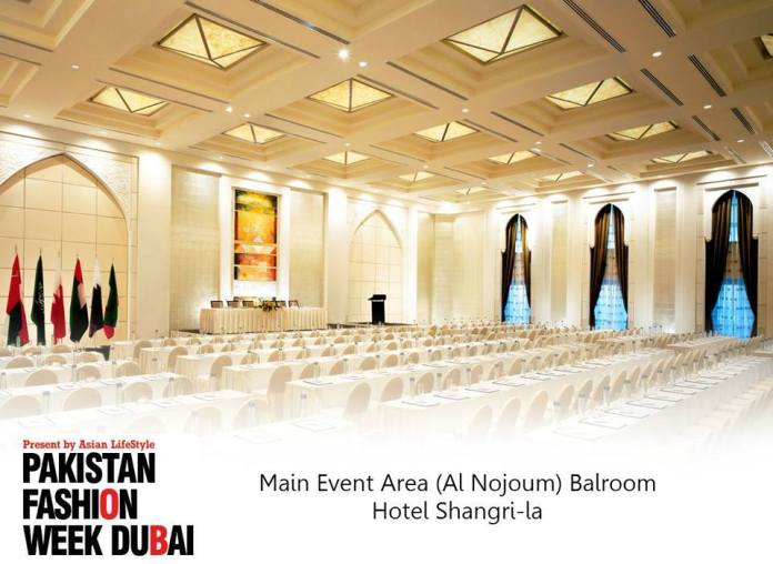 Pakistan Fashion Week Dubai 2014