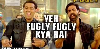 Fugly Fugly Kya Hai Title Song - Fugly | Akshay Kumar, Salman Khan | Yo Yo Honey Singh