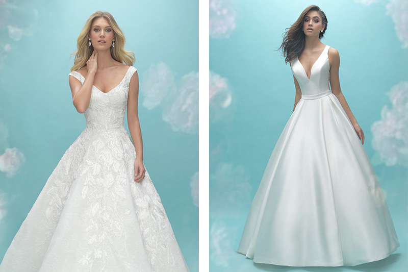 The Princess Ball Gown, Back And Beautiful