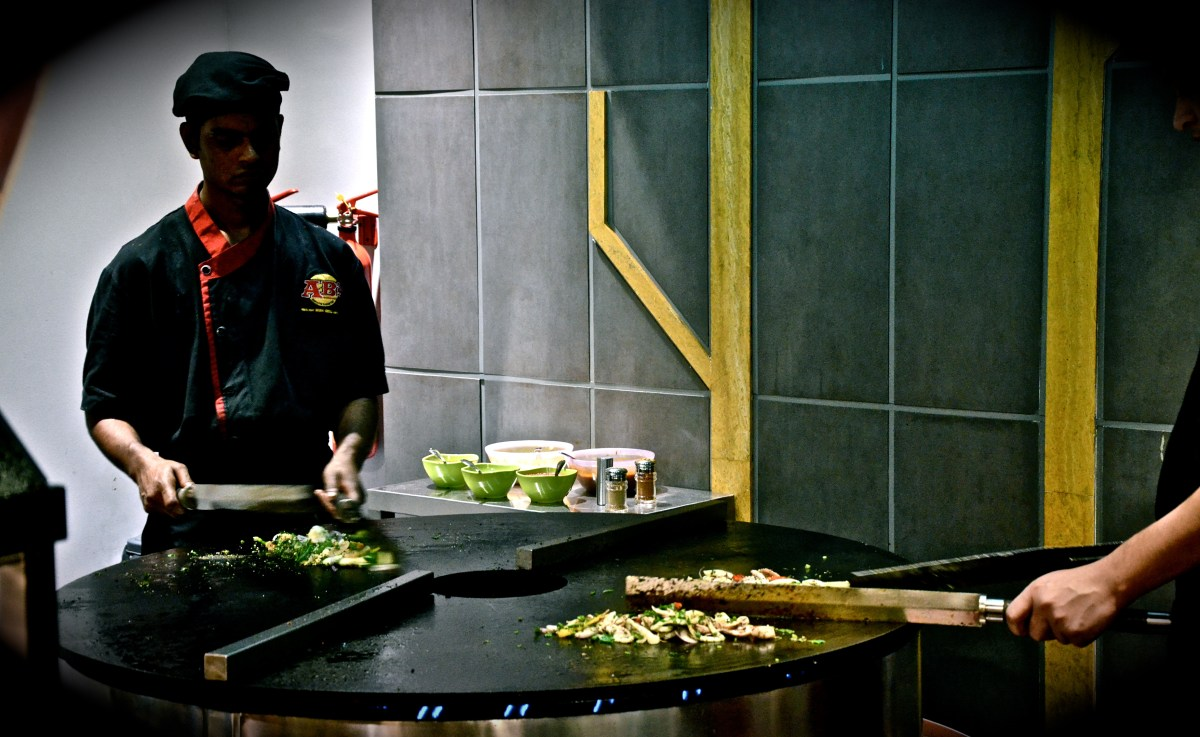 ABSOLUTE BARBECUES - Dubai Media City - Buffet