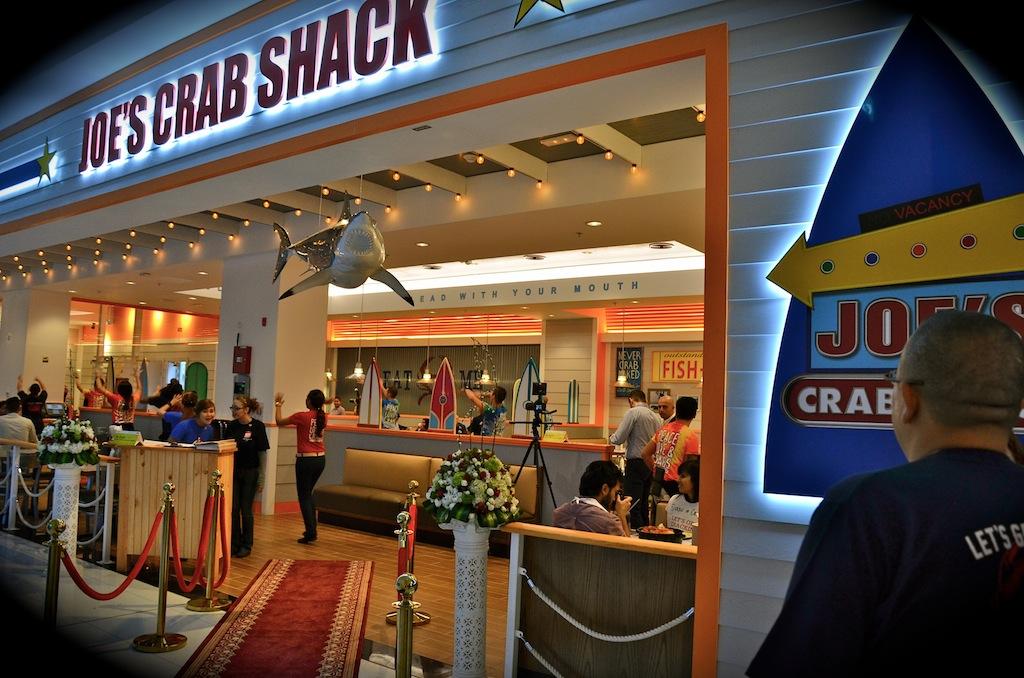 Joe's Crab Shack - Dubai Mall