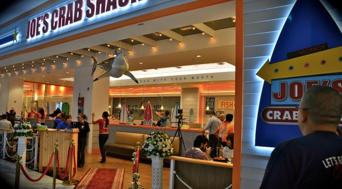 Joe's Crab Shack – Dubai Mall