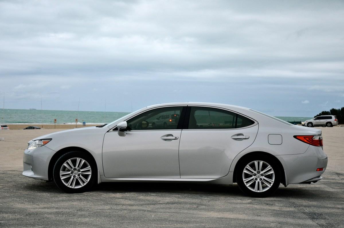 Lexus ES 250 2015 - Dhs 155,000 - Owner's review