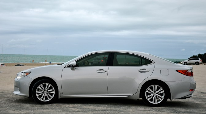 Lexus ES 250 2015 – Dhs 155,000 – Owner's review