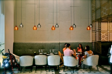 Boulevard Kitchen Manzil Downtown Dubai - Interiors