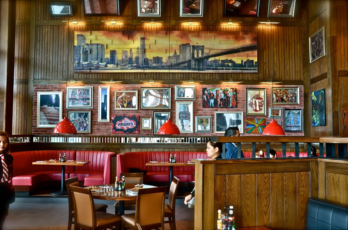 TGI Fridays - Dubai Mall