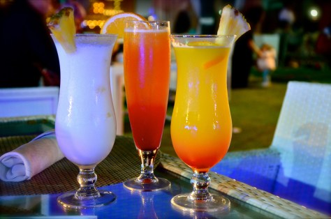House beverages included in Dhs 250 Friday Beach Barbecue package