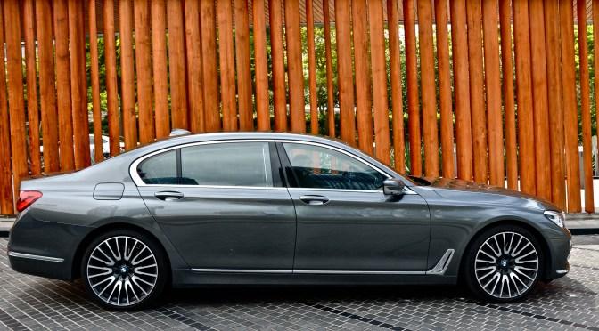 BMW 750 Li 2016 – Dhs 575,000