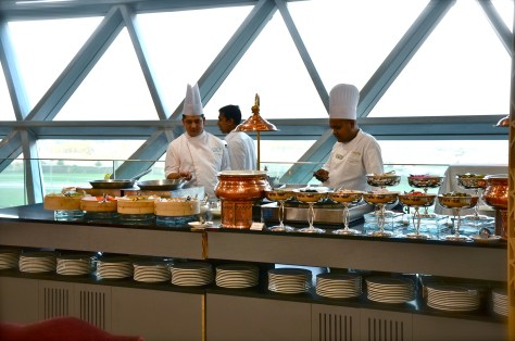 Live Cooking Station at Dhs 170 Iftar buffet at Meydan Hotel