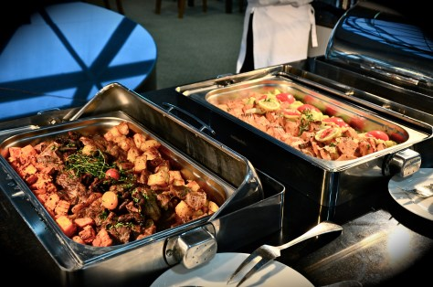 Grilled meat at Dhs 170 Iftar buffet at Meydan Hotel