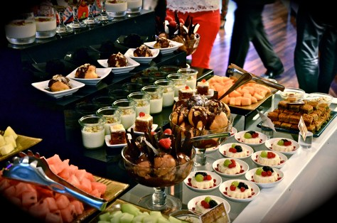 International Desserts - AED 165 Iftar buffet at Amasi Lounge