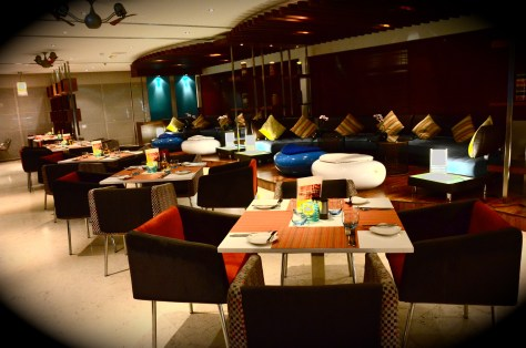 Dinner at Epicture - interiors