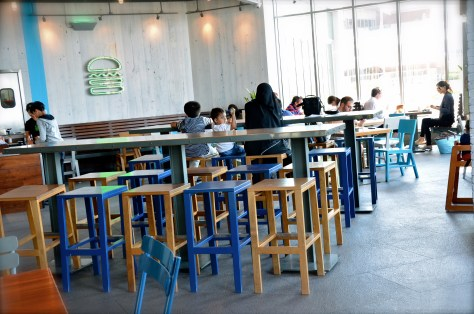SHAKE SHACK - SEATINGS