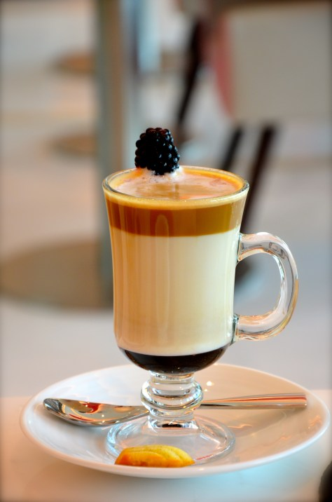 Blackberry Latte - Aed 29