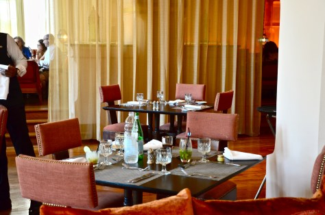 Seatings at Ewaan, The Palace Downtown Dubai