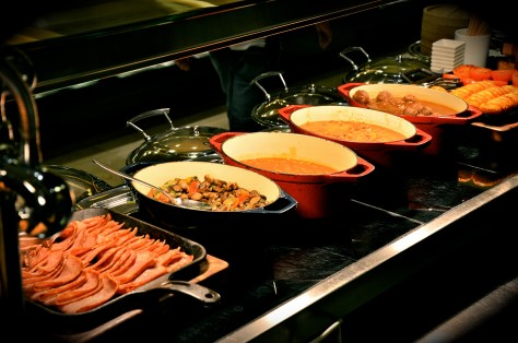Breakfast Buffet at GINGER ALL DAY DINING