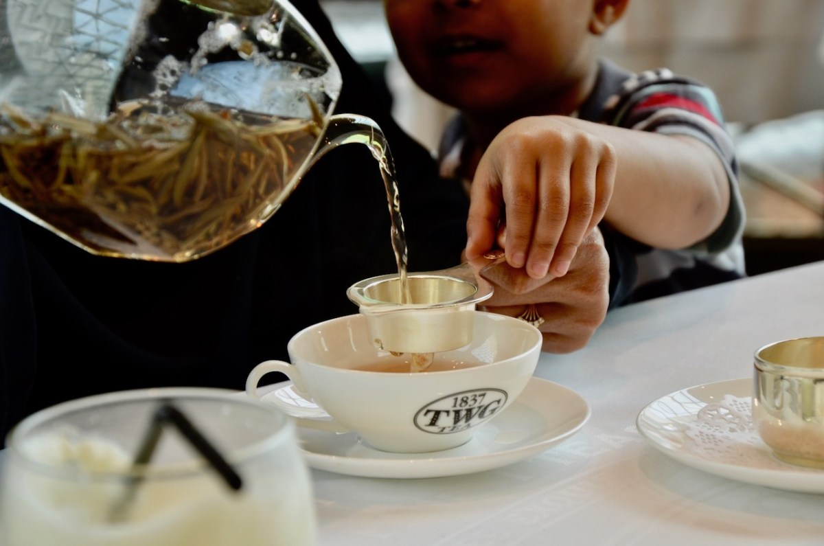 TWG Tea Salon & Boutique - Dubai Festival City