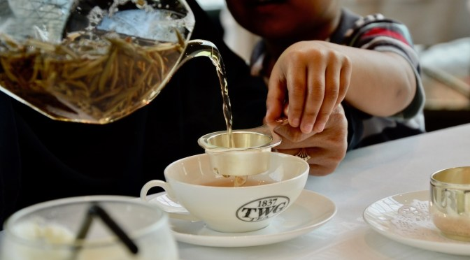 TWG Tea Salon & Boutique – Dubai Festival City