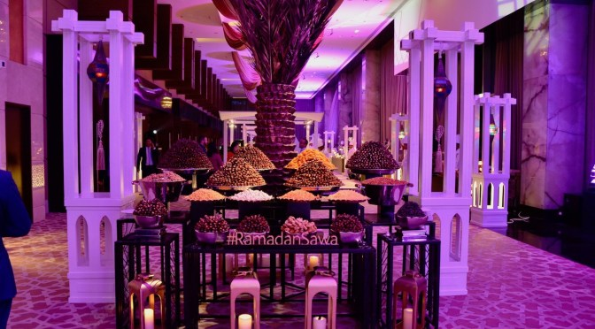 Constellation Ballroom – The Address Dubai Marina – AED 220 – Iftar 2017
