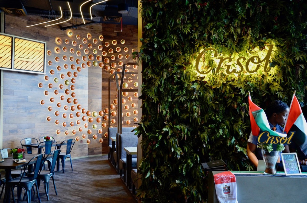 Crisol Restaurant & Lounge - Sharjah