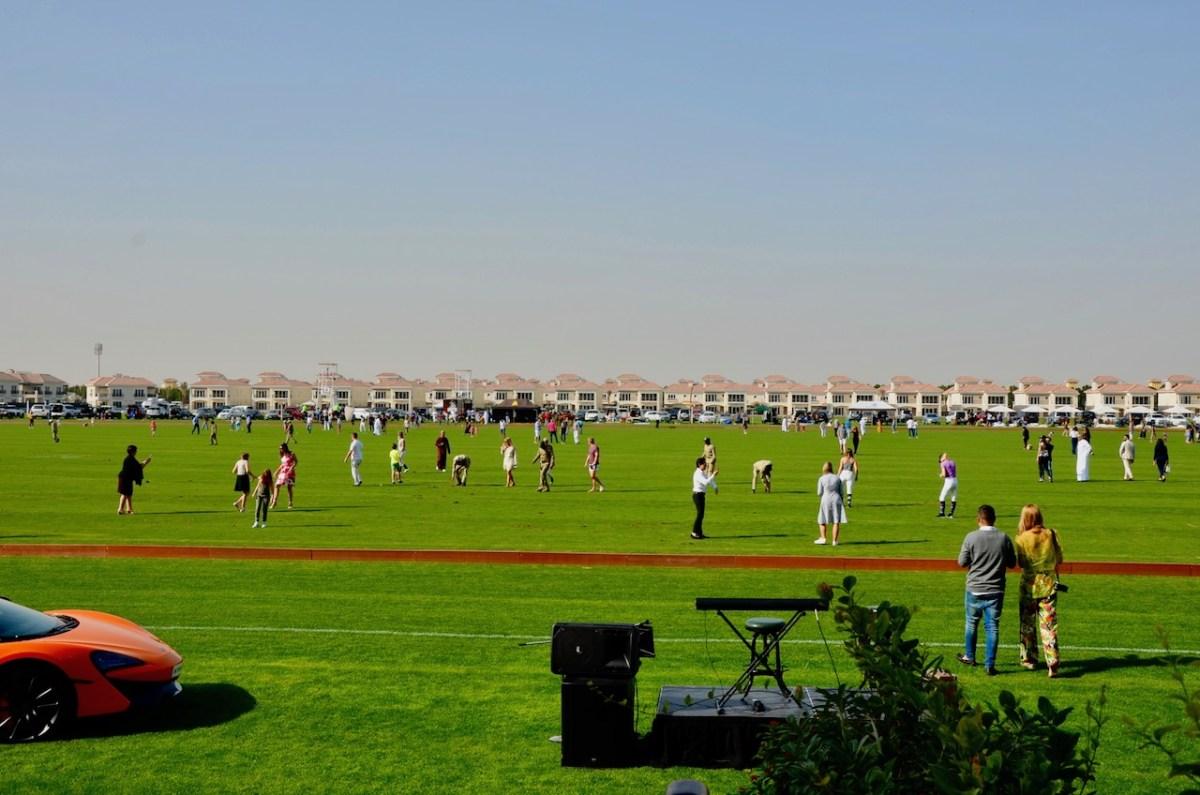 Polo Brunch - The St. Regis Dubai, Al Habtoor Polo Resort & Club - AED 325