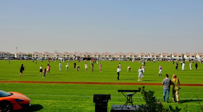 Polo Brunch – The St. Regis Dubai, Al Habtoor Polo Resort & Club – AED 325