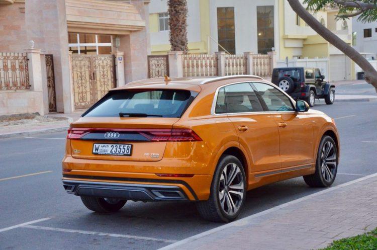 Audi Q8 3 0 55 TFSI quattro tiptronic – AED 384,000 – Dubaicravings com
