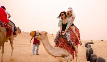 Camel Desert Safari Dubai Tour