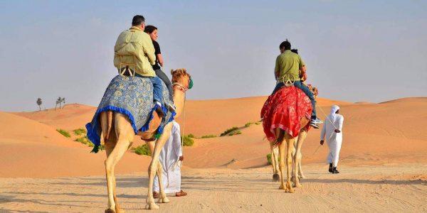 Morning Desert Safari Dubai 2018