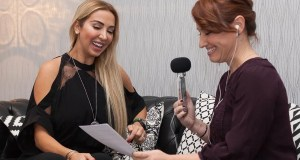JOELLE MARDINIAN WITH DUBAI FASHION NEWS