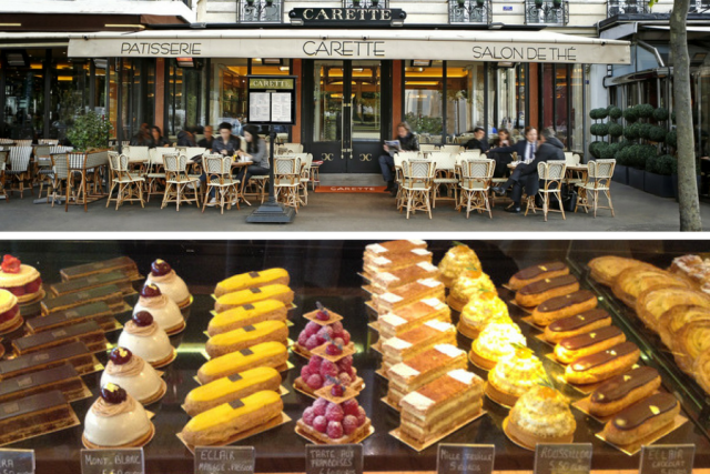 PARIS carette PARIS COOL SHOPPING SPOTS