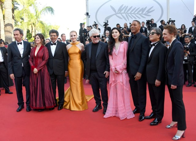 Cannes Festival Jury members Dubai Fashion News