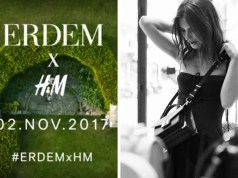EMILY ERDEM DUBAI FASHION COLLABORATIONS