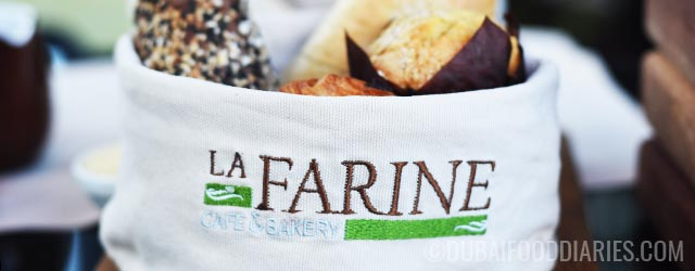 Breakfast for two at La Farine, JW Marriott Marquis