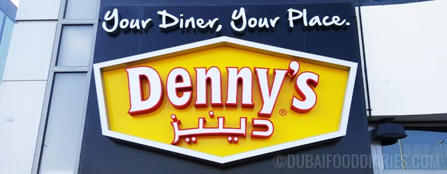 All-day breakfast and American diner food at Denny's, Al Safa
