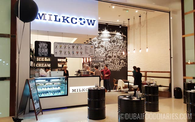 Milkcow at Trident Grand Mall JBR Dubai