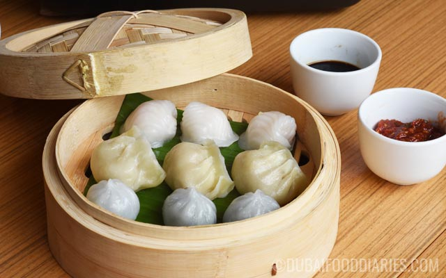 Momos at Counter Culture Cafe Marriott Harbour Hotel and Suites Dubai Marina