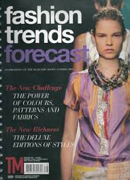 Importance of fashion trend forecasts