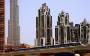 Dubai Metro carries record passengers on Monday
