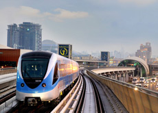 PASSENGER POLL: 59 percent of Dubai residents have still to take their first ride on the Dubai Metro, according to a new poll. (ITP Images)